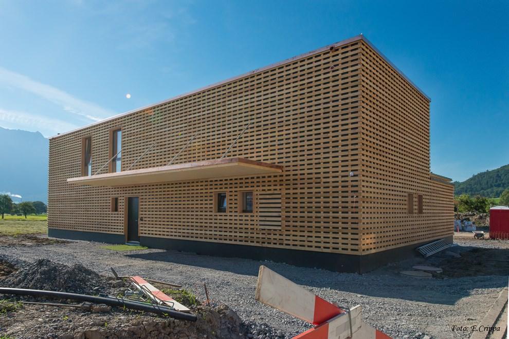 Holz Fassaden holzfassaden fassaden gebäudehüllen referenzen holzbau